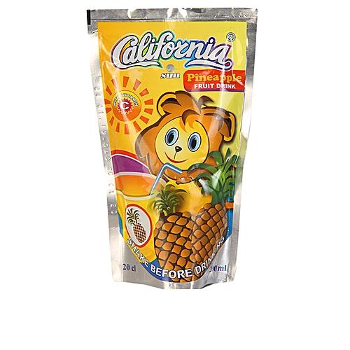 California Sun Pineapple Juice -200ml