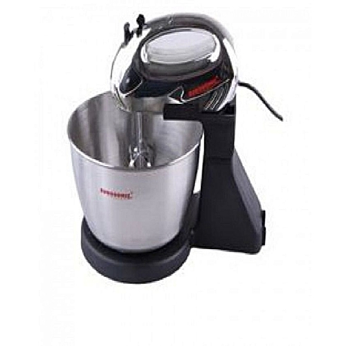 Hand Mixer With Rotating Bowl (Cake Mixer)