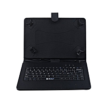 HP 10.1 Inches Adjustable Tablet Case Keyboard Stand Cover For Android
