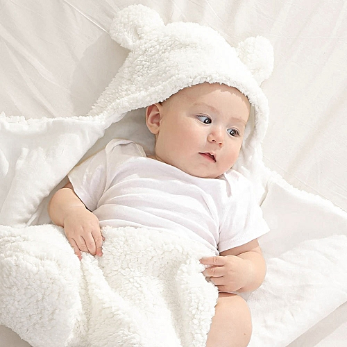 607b9a0e6d5 Fashion Newborn Infant Baby Boy Girl Swaddle Baby Sleeping Wrap Blanket  Photography Prop