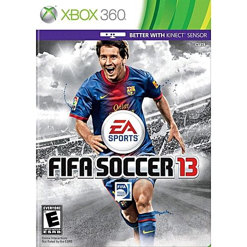 EA FIFA Soccer 13 - Xbox 360 Electronic Arts