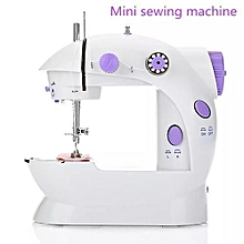 Mini Sewing Machine With Foot Pedal - Electric Operated for sale  Nigeria