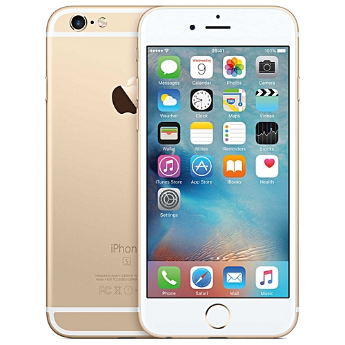 IPhone 6S 16GB Apple 12MP+5MP With FaceTime - GOLD