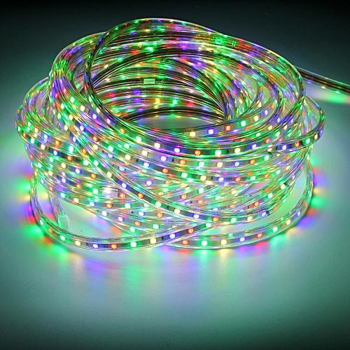 10m LED Strip Light 60leds/m Flexible Tape Rope Light Waterproof 220V