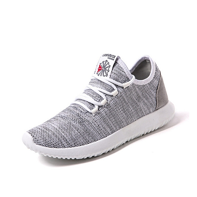 a25039354079 Men s Running Breathable Mesh Athletic Lightweight - Grey(+ 1 Free Pair Of  Socks)