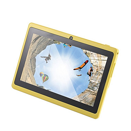 HP 7 Inch Quad-core Tablet Computer Q88h All-in A33 For Android 4.4wifi Internet