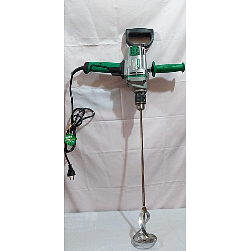 HEAVY DUTY INDUSTRIAL HAND MORTAR PAINT MIXER WITH 16MM DRILLING-1440WATTS