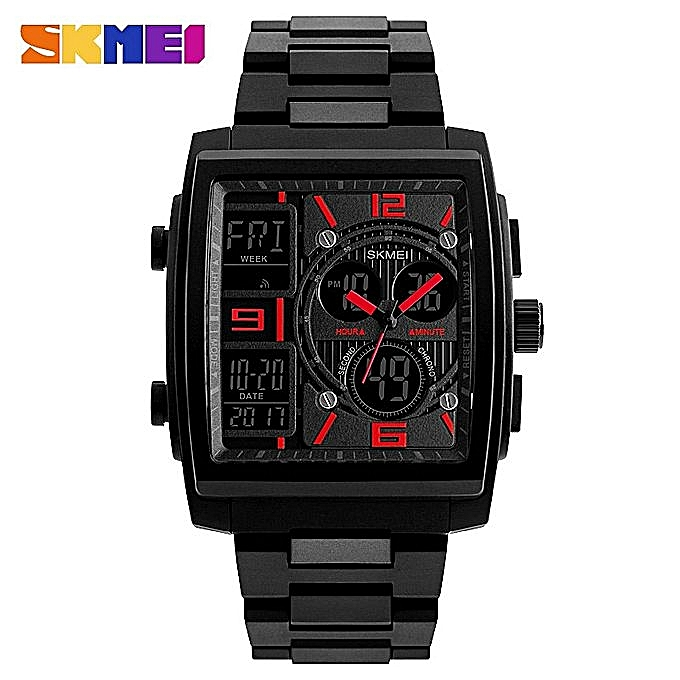 multifunctional electronic skmei watch outdoor watches waterproof men s sports