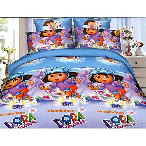 Dora Bedspread With Pillowcases