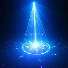 Eshiny Remote Mini Blue Green Laser Full Stars Patterns Projector Dj Dance Disco Bar Family Party Xmas Stage Effect Light T170 Commercial Lighting
