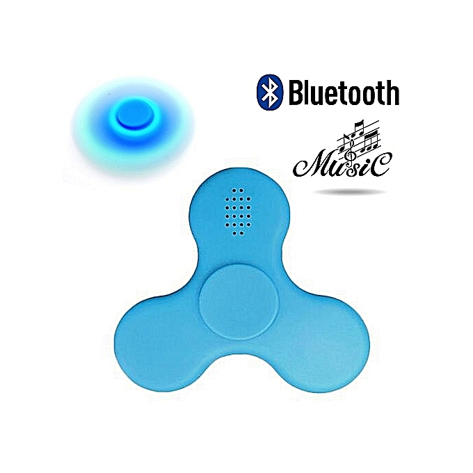 Generic Generic Mini Bluetooth Hand Fidget Spinner With