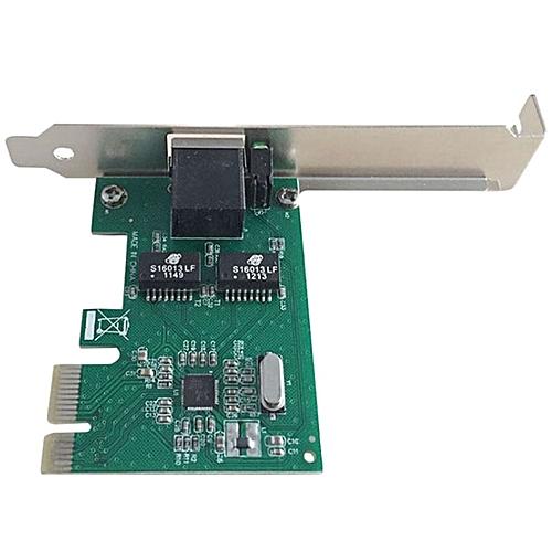PCIE Gigabit LAN - Sea Green