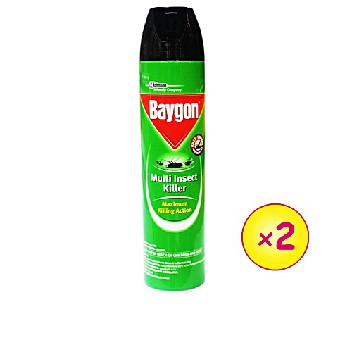 Multipurpose Insect Killer 500ml x2