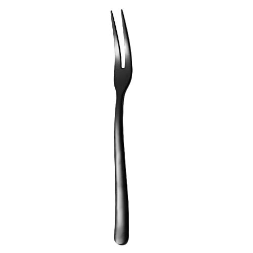 Stainless Steel Upscale Dinnerware Flatware Fruit Fork Luxury Cutlery Spoon BK