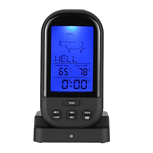 Kitchen Food Temperature Gauge Tester