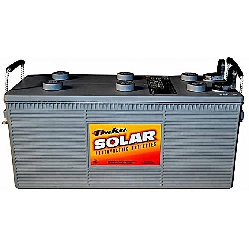 Extreemly Rugged 210ah SOLAR DEKA Battery...4units