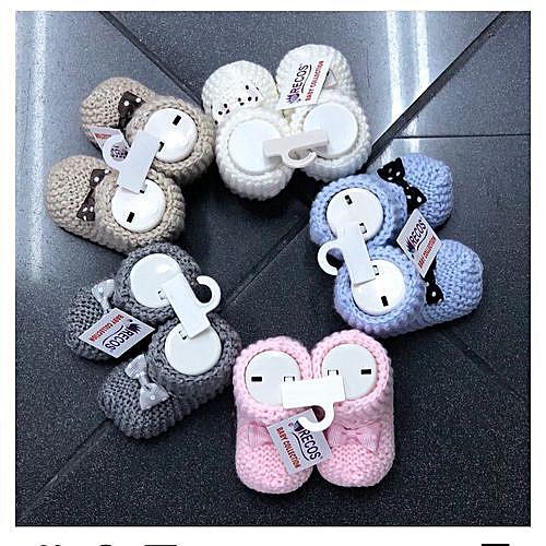 Knitted Booty Socks