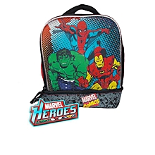 Heroes Insulated Lunch Bag 02103c90444cc