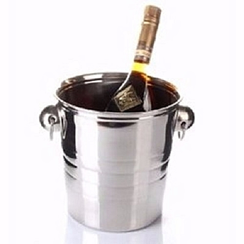 Stainless Steel Ice Bucket - 7 Litres
