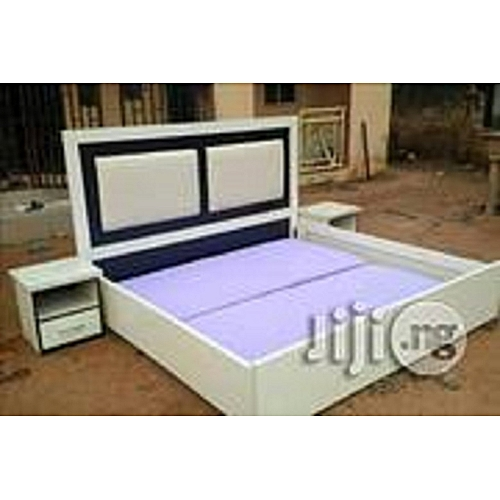 Leroy Convenional Modern Bed (6 By 6)