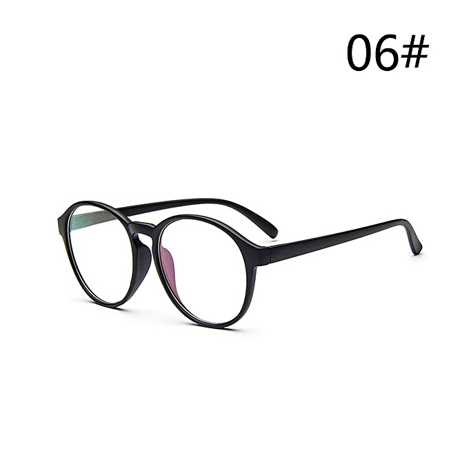 Buy Generic New Vintage Round Glasses Frames Trendy Women Men Color ...