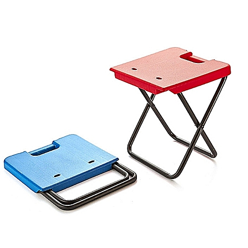 IPRee庐 Outdoor Camping Folding Chair Portable Aluminum Picnic Stool Max Load 80kg
