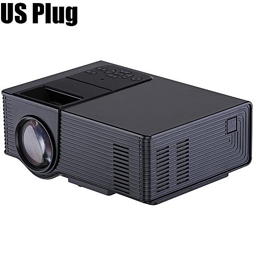 VS314 LED Projector 1500 Lumens 800 X 480 Pixels 1080P Media Player