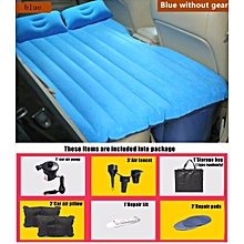 Air Mattress For Car Travel Back Seat Covers Extended Cushion Inflatable Mattress In Car Bed Dedicated Mobile Camping Sofa for sale  Nigeria