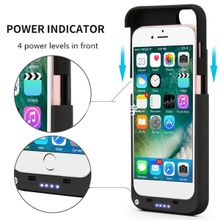 Rechargeable IPhone 6/6s/7 Back Up Case