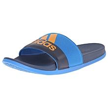 89f7c3b47 Men  039 s Performance Adilette SC+C M Slides-Shock Blue-Navy