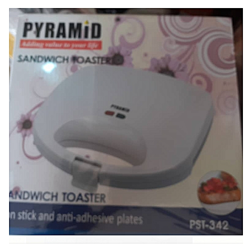 Pyramid Sandwich Maker