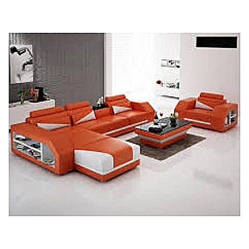 Grandon Style 7 Seater Set