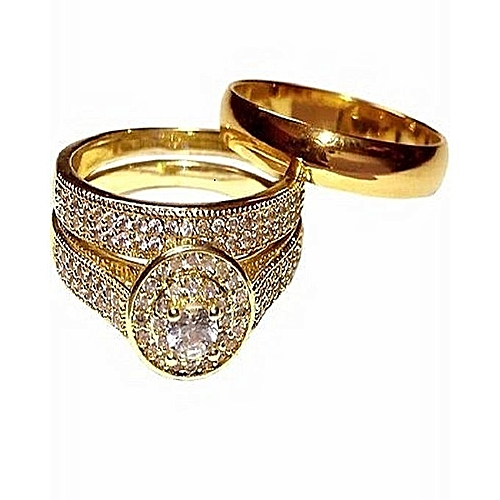 23efa599a552f Rommanel Wedding Ring. 18karat Gold PL