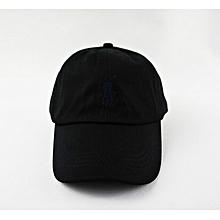 d9508693c Black Polo Ralph Lauren Pony Golf Men Sport Baseball Cap Hat Adjustable