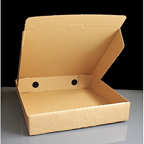 "Pizza Box ( 9"" Plain Brown )"