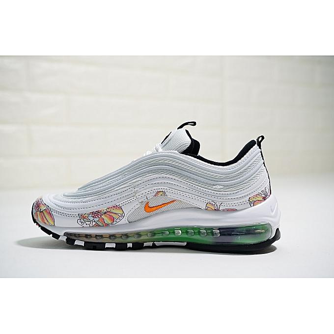 the latest 31302 1d202 Women's Retro Air Max 97 Sneakers White 921733-101 EU36-39