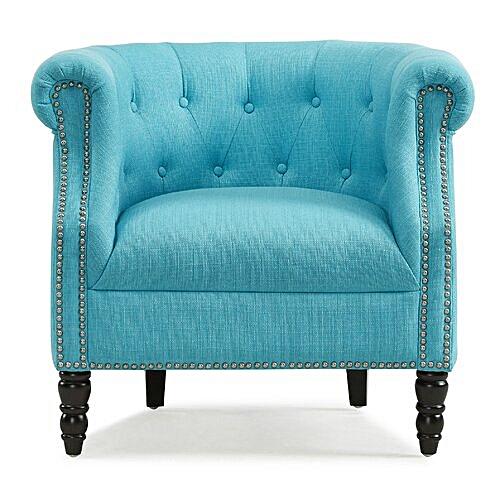 Living Room Furniture Kasira Chesterfield Chair