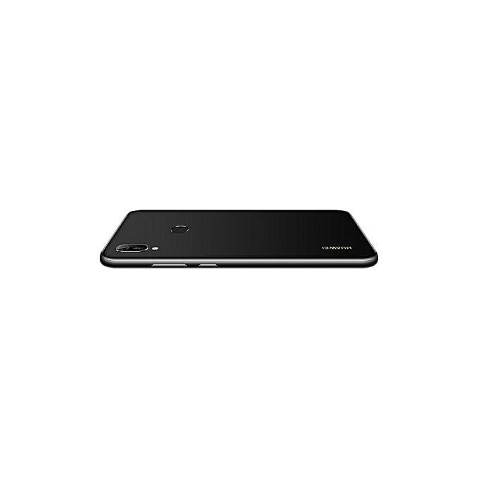 Y6 Prime 2019 6 09-Inch HD+ Dewdrop (2GB,32GB ROM) Android 9 0, 13MP + 8MP  Dual SIM 4G 3020mAh - Midnight Black