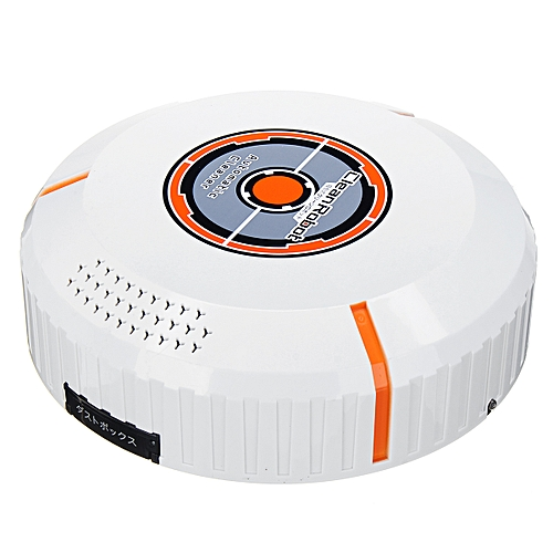 Automatic USB Rechargeable Smart Sweeping Robot Vacuum Cleaner Strong Suction