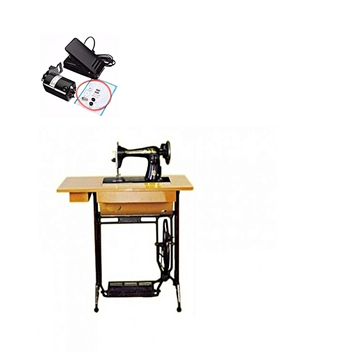 Butterfly Sewing Machine - Auto & Manual