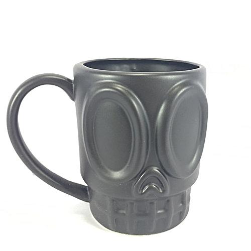 KCASA KC-FACE01 Creative Grimace Milk Beer Coffee Tea Ceramic Couple Mug Cup Glass Tumbler