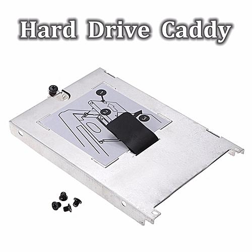 SATA HDD Hard Drive Caddy Tray & Four Screws For HP Compaq 6910 6910p 8510 B