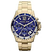d9a1be5bdf22 Everest Chronograph Glitz MK5754 Wrist Watch For Women