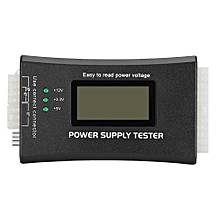 ATX Power Supply Computer Host Inspection And Maintenance Tester Tool With LCD Display