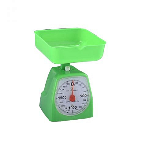 Kitchen Measuring Scale For Weighing Food Materials