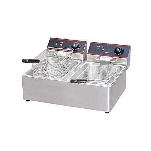 Electric Deep Fryer Double Baskets