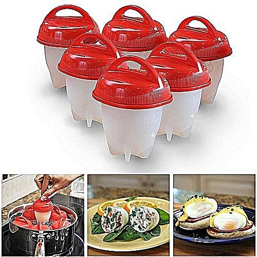 Egg Boiler/Egglettes /6pieces
