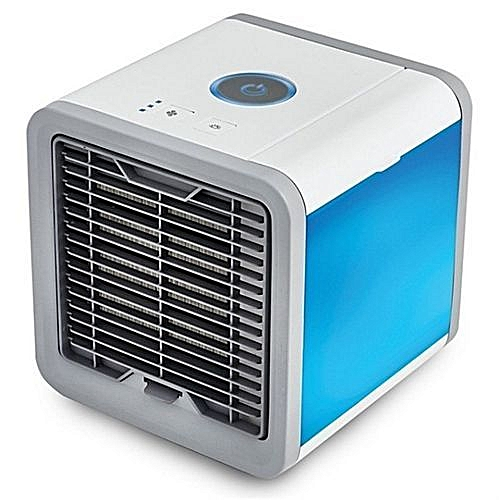 Mini Air Cooler Small Air Conditioning Appliances Mini Arctic Air Cooler Fans Air Cooling Fan Summer Portable Strong Wind