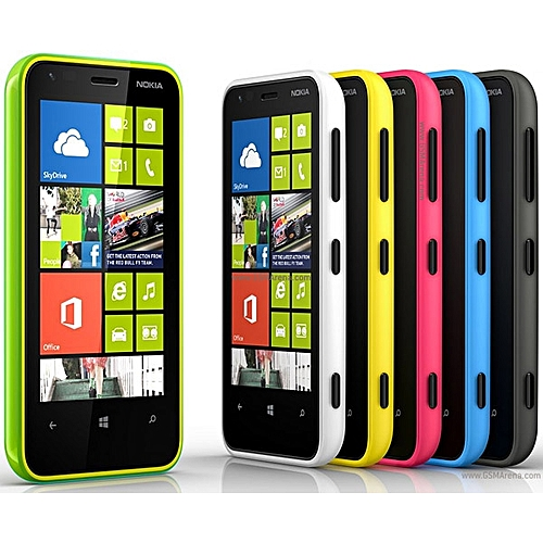 Refurbished Nokia Lumia 620 Windows Cell Phone Dual-core 8GB ROM 5MP Camera 3G