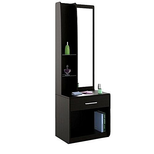 Dressing Mirror, Floating Shelve & Stool (Lagos Orders Only)